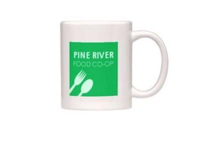 Imprinted Coffee Mug – Pine River Food Co-op