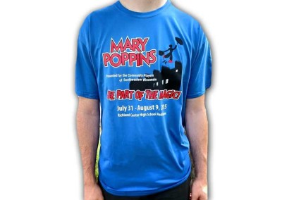 Custom Shirts – Mary Poppins Community Players Theater