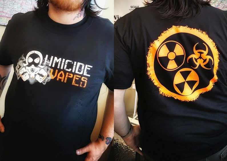 Custom Shirts – Ohmicide Vapes