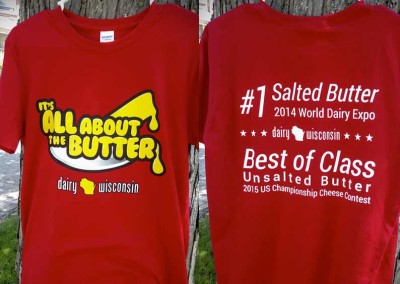 Custom Shirts – Alcam Creamery