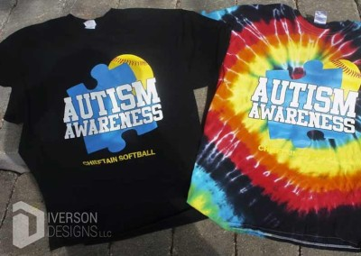 Custom Shirts – Riverdale Autism Awareness