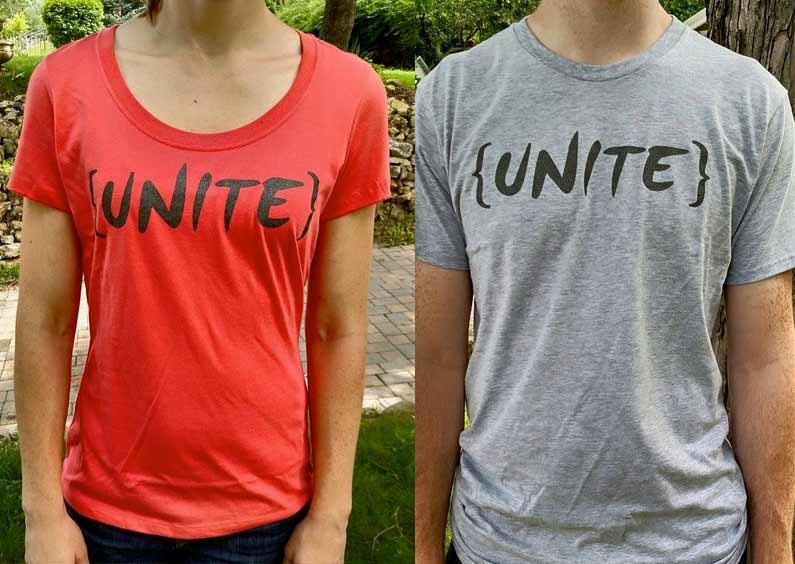 Custom Shirts – {Unite} Ministries
