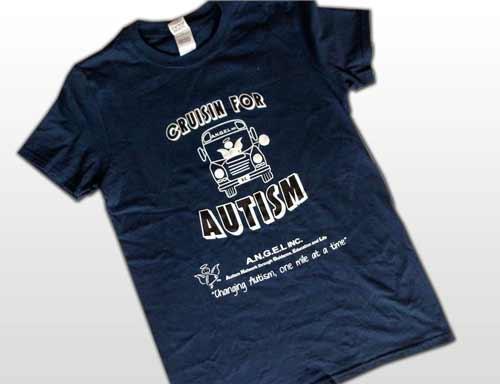 Autism-cruise-screen-print-shirt