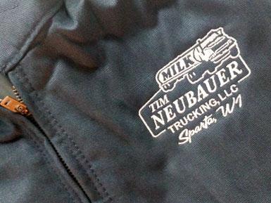 Tim Neubauer Trucking – Red Kap Jackets