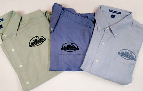 Work Shirt Embroidery – Alcam Creamery