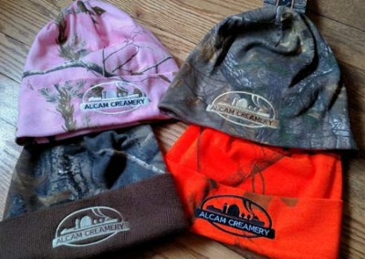 alcam embroidered work hats
