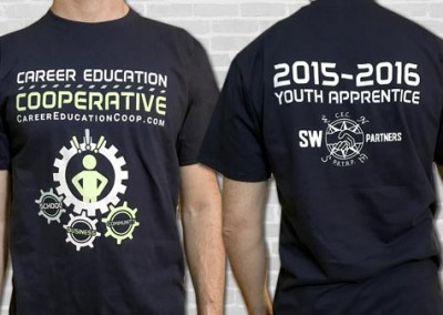 Career Education Cooperative Custom Shirts