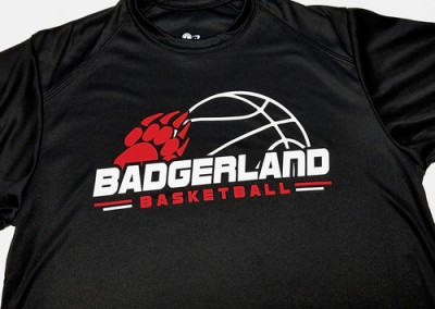 Custom Performance Basketball Warmup Shirts