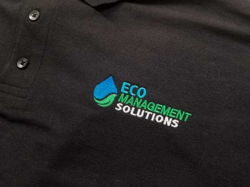 embroidered business polo shirts