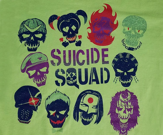 suicide-squad-screen-printed-shirts