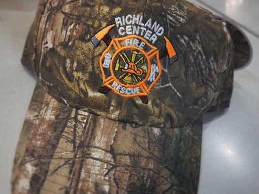 hat-embroidery-fire-department