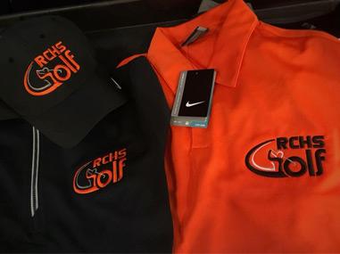 Custom Golf Polo Shirt Embroidery