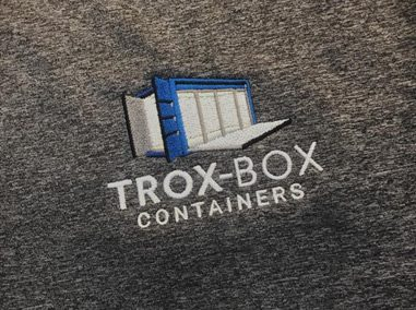 Custom Business Logo Embroidery